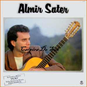 Frente-Almir Sater - 1988
