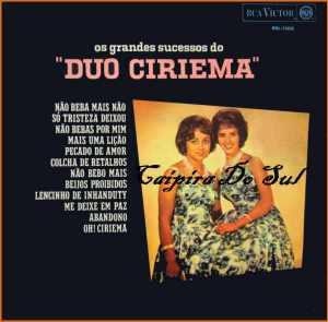 Frente-Duo Ciriema - 1964