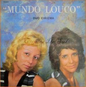 Frente-Duo Ciriema - 1972