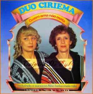 Frente-Duo Ciriema - 1983 - Quem Ama Não Mata