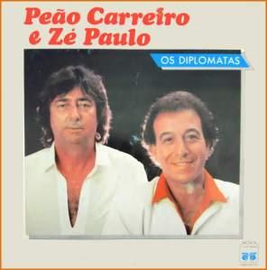 Frente-Peão Carreiro e Zé Paulo - 1986