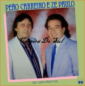 Frente-Peão Carreiro e Zé Paulo - 1988