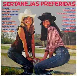 Frente-Sertanejas Preferidas - 1982  2