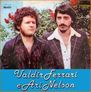 Frente-Valdir Ferrari e Ari Nelson - 1981