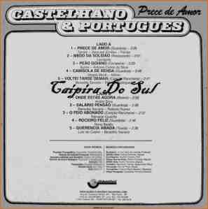 Verso-Castelhano & Portugues