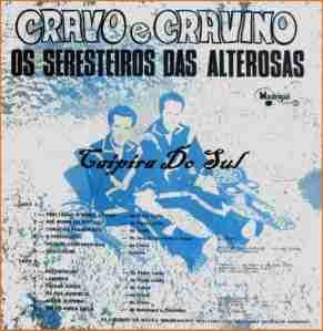 Verso-Cravo e Cravino