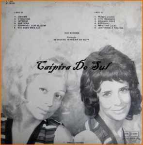 Verso-Duo Ciriema - 1972