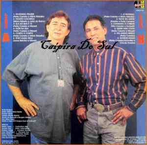 Verso-Peão Carreiro e Praiano - 1994