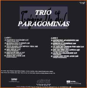 Verso-Trio Paragominas