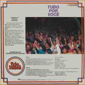 Verso-Trio Sabiá - 1988