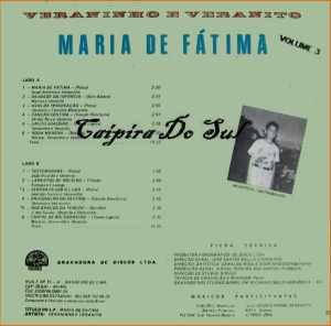 Verso-Veraninho e Veranito - 1988 - Vol. 3