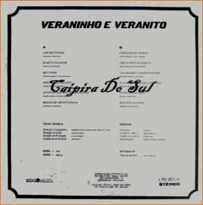 Verso-Veraninho e Veranito - Lar Destruido