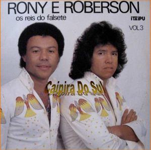 Frente-Rony e Roberson - Vol. 3-nb
