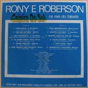 Verso-Rony e Roberson-nv
