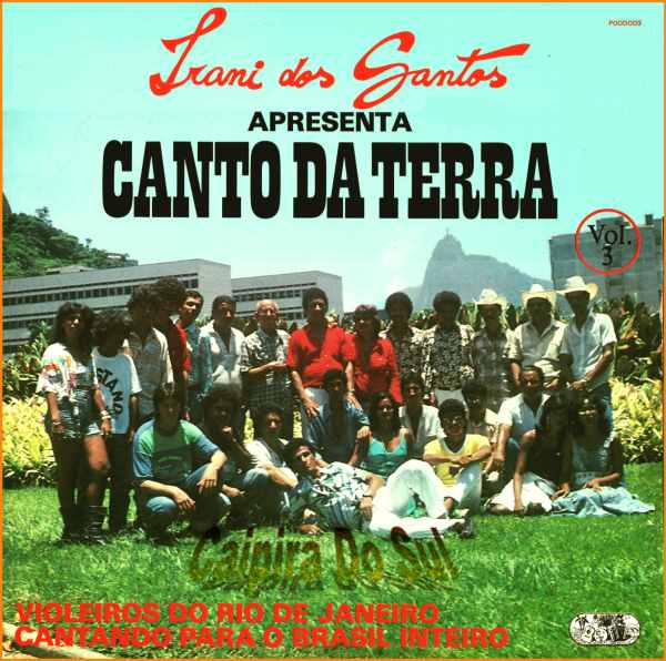 Canto Da Terra – 1988 – Vol. 3 – Irani Dos Santos ...